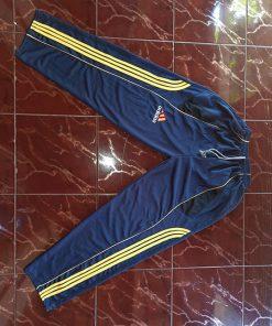 Celana Training Adidas Stripe 3 Bahan Lotto