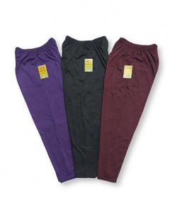 Celana Legging Panjang Silma Salur Harian Wanita